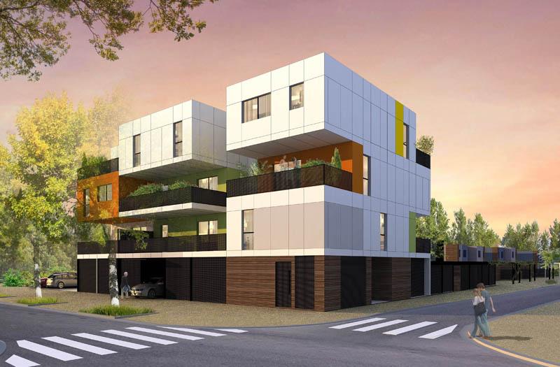 nouveaux logements grappini re plan interactif du